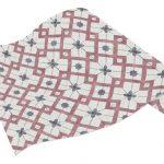 Papel de Parede Azulejo Geométrico