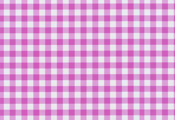 Papel de Parede Xadrez rosa e branco