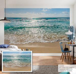 Painel Fotográfico Seaside