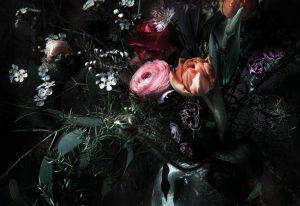 Painel Fotográfico Buquê de Flores
