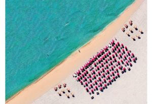 Painel fotográfico Miami Beach