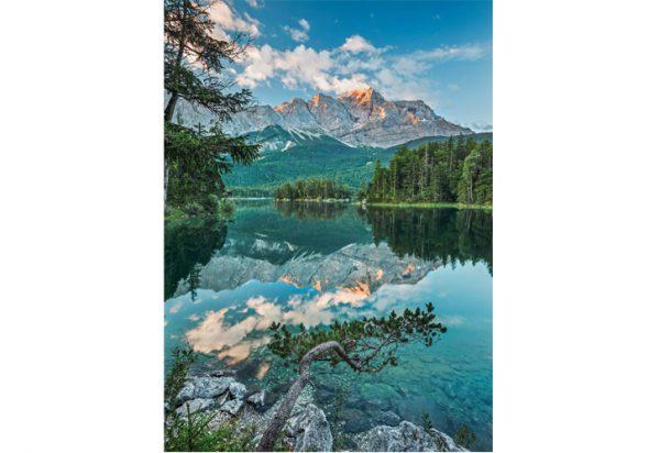 Painel Fotográfico com Imagem de Montanha