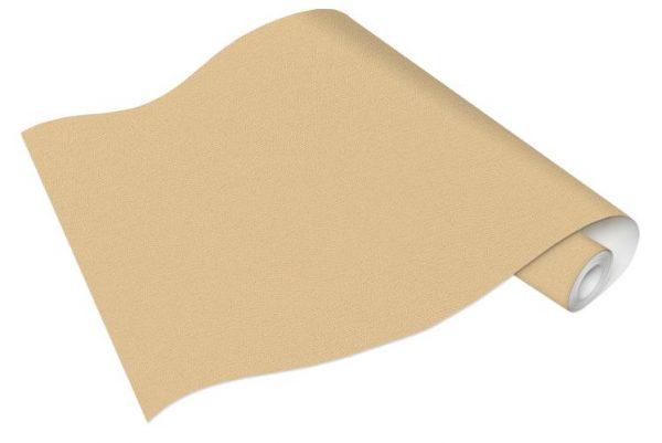 Rolo de Papel de Parede Liso Dourado Ref. 6380-27