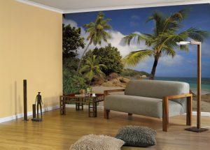 Ambiente Decorado Praia de Seychelles Ref. 8-885
