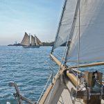 Painel Fotográfico Barco a Vela - Ref: 8-526