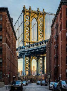 Painel Fotográfico Ponte Brooklyn XXL2-013