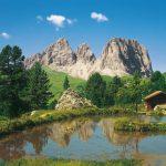 Painel Fotográfico Casa nas Montanhas Ref. 8-9017