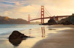 Painel Fotográfico Golden Gate Ref. XXL4-054