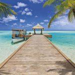 Painel Fotográfico Resort com Ponte Ref. 8-921