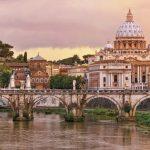 Painel Fotográfico Cidade de Roma Ref. 8-932