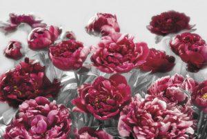 Painel Fotográfico Flores Temptaion Ref. XXL4-002