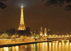 Painel Fotográfico Torre Eiffel Ref. 4-321
