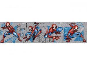 Faixa de Papel de Parede Homem Aranha
