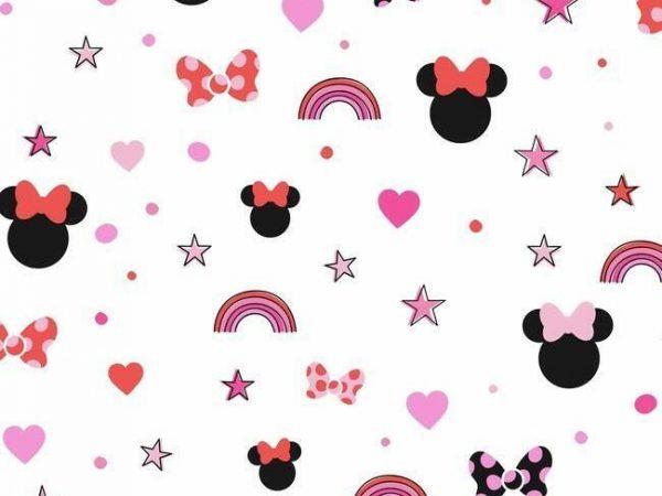 Papel de Parede Minnie Mouse