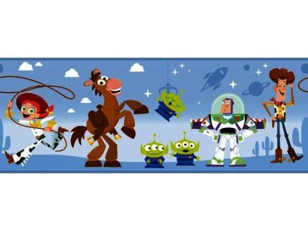 Faixa de Papel de Parede Toy Story