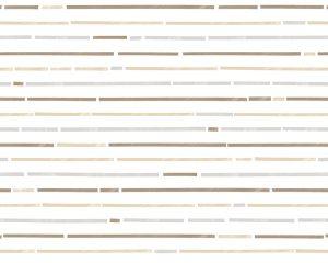Papel de Parede Listrado Horizontal marrom
