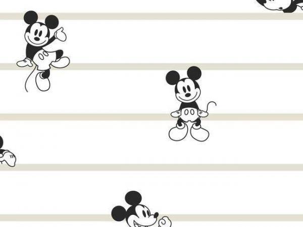 Papel de parede mickey mouse