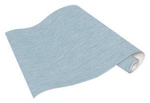 Rolo de Papel de Parede Linho Azul Ref. 5424-08