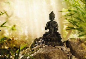 Painel Fotográfico Buddha - 1-610