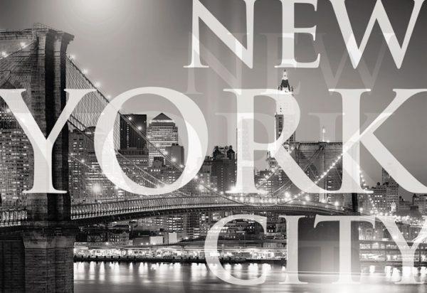 Painel Fotográfico com imagem de New york - 1-614
