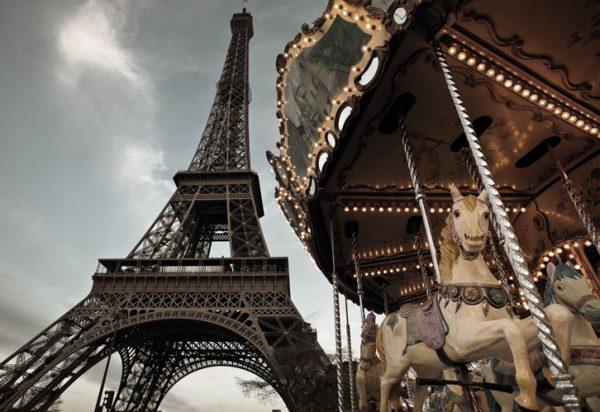 Painel Fotográfico Torre Eiffel - 1-602