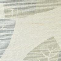Palha Natural com desenho de folha - Y205