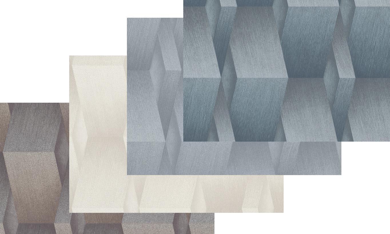 Papel de Parede Geométrico cores