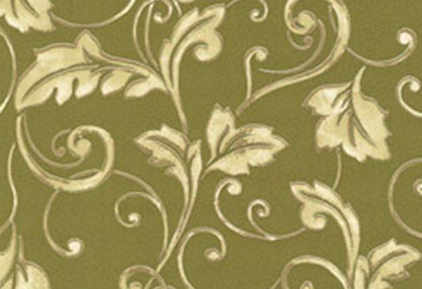 Papel de Parede Arabesco verde - 02260-50