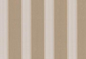 Papel de Parede com listras verticais dourado - 40004-20