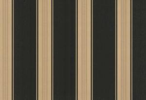 Papel de Parede Preto e Dourado - 40004-30