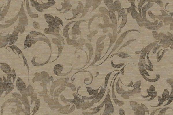 Papel de Parede Arabesco marrom - AMB16516