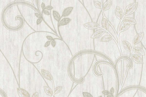 Papel de Parede Arabesco Floral - AMB16542