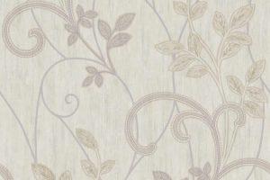 Papel de Parede Arabesco Floral - AMB16543