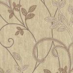 Papel de Parede Arabesco Floral - AMB16544